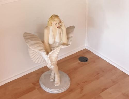 En homenaje a Marilyn